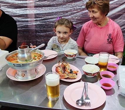 Опыт путешествия с ребенком 6 лет в Таиланд. Бангкок, Чайна-таун