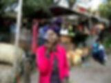 Рынок в Багане. Махорочные сигариллы
