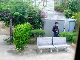 Южный Таиланд. Блок-пост. huatiaiasia.