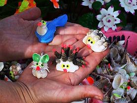 Сонгкхла Сувениры из ракушек