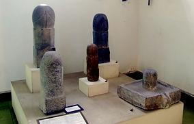 Лингамы в Национальном музее Накхон Си Тхаммарата