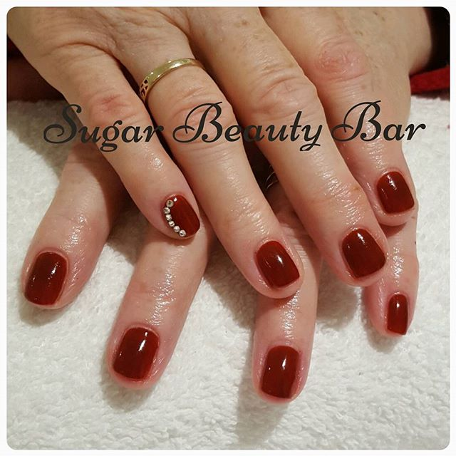 Shellac Burnt Romance #shellac #burntromance