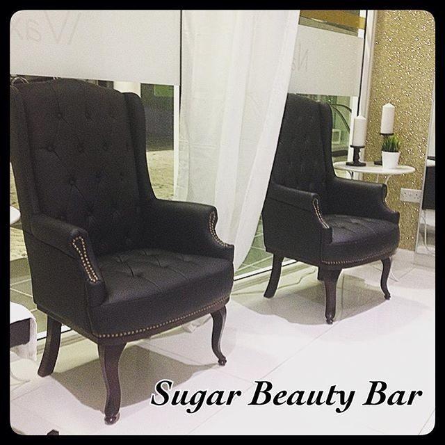 Sugars gorgeous new luxury wingback chesterfield style pedicure chairs #pedicure #chesterfield #pedi