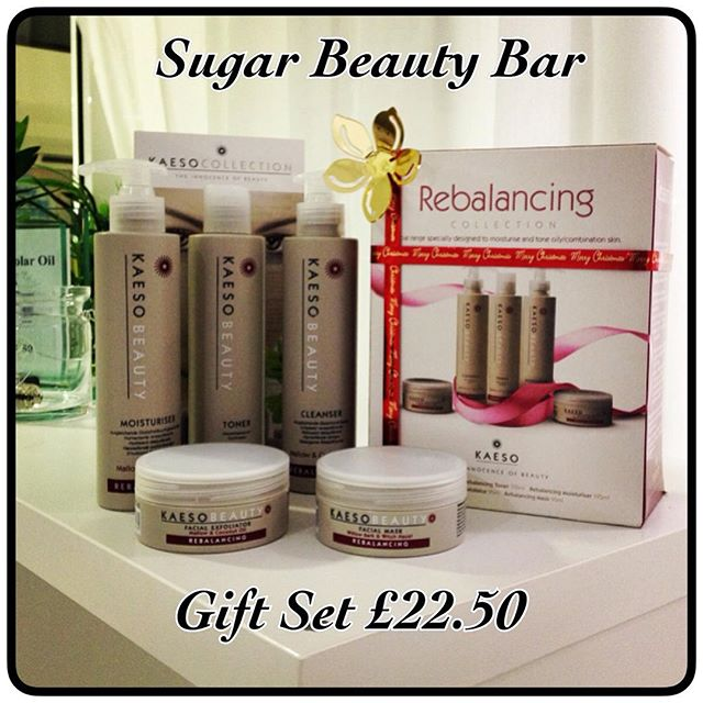 Give the gift of perfect skin this year!_These kits are available in Rebalancing, Hydrating and Calm