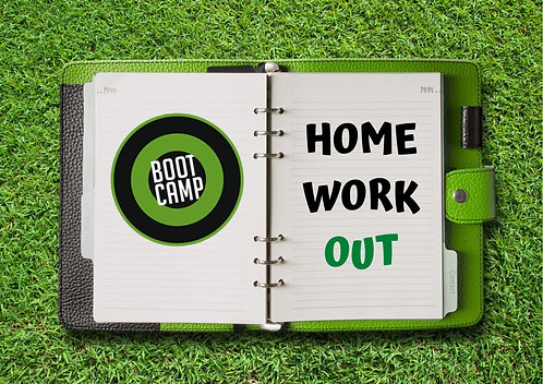 BOOT CAMP HOME WORK-OUT