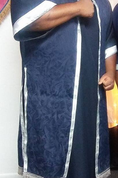 2 piece Basic Formal High Holy Day Garment