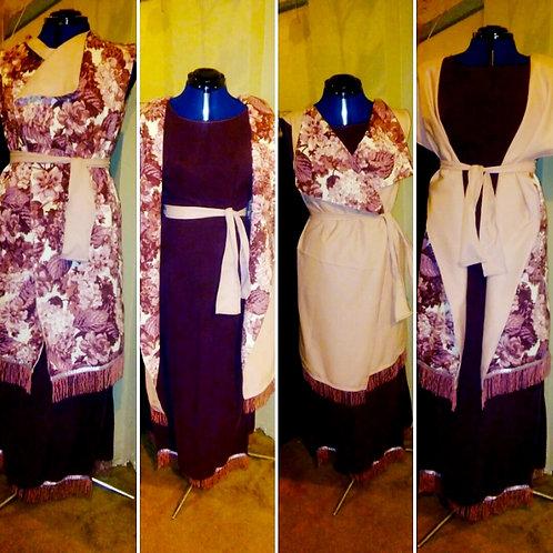 4 Piece Tailored Dress