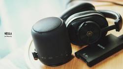 Headphone & Speaker
