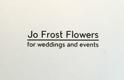 Jo Frost Flowers