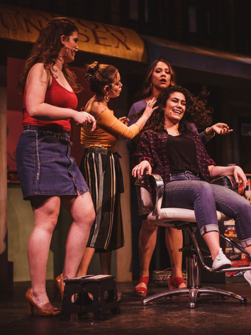 IN THE HEIGHTS Role: Nina Rosario