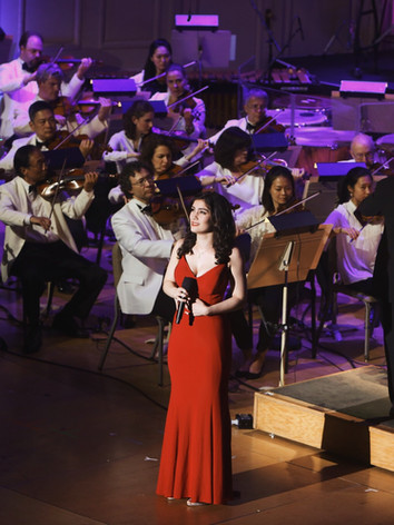 In Concert with the Boston Pops