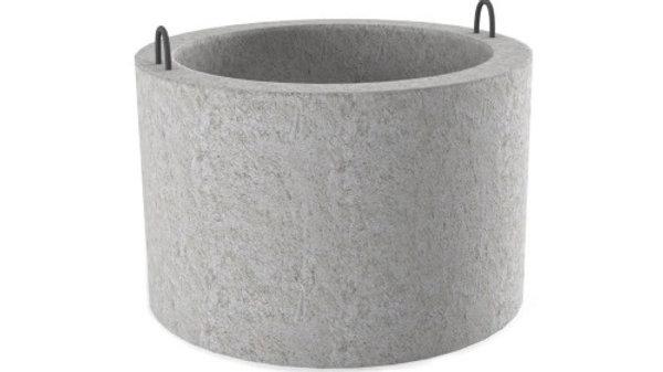 Колодец диаметр-1,25м, высота-1м