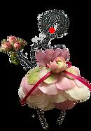 Logo La Petite Fleuriste - Genève