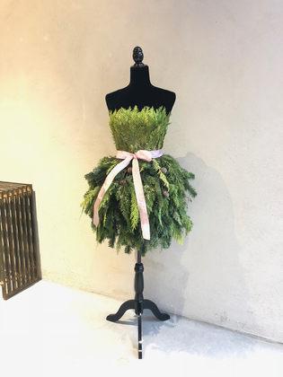 La Petite Fleuriste de Noël