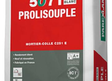 Colle blanche ParexLanko Prolisouple 5071