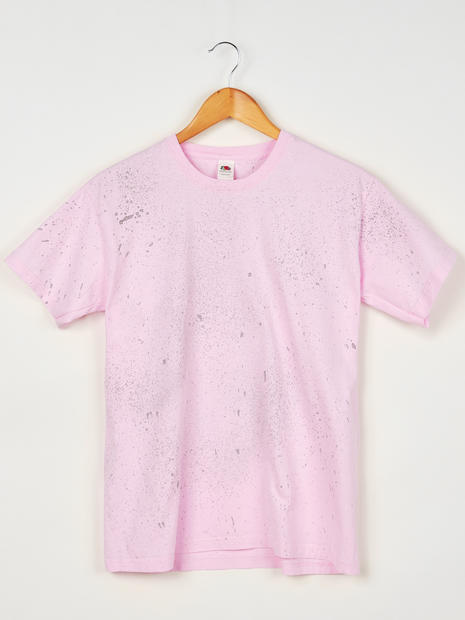 Pink Spotted Tee