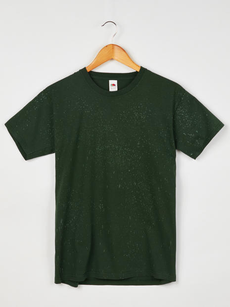 Green Spotted Tee
