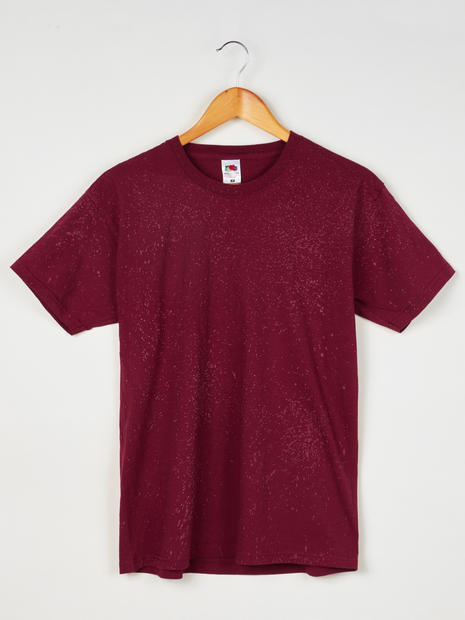 Red Spotted Tee