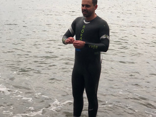 Marathon Swimmer is at it again!
