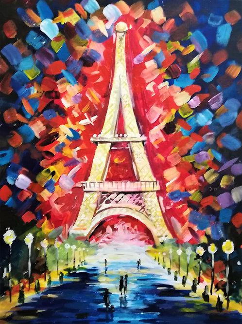 Париж, я люблю тебя!
