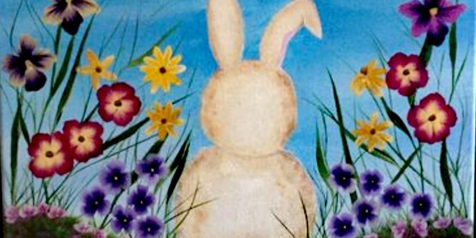 За белым кроликом! (детский утренник)
