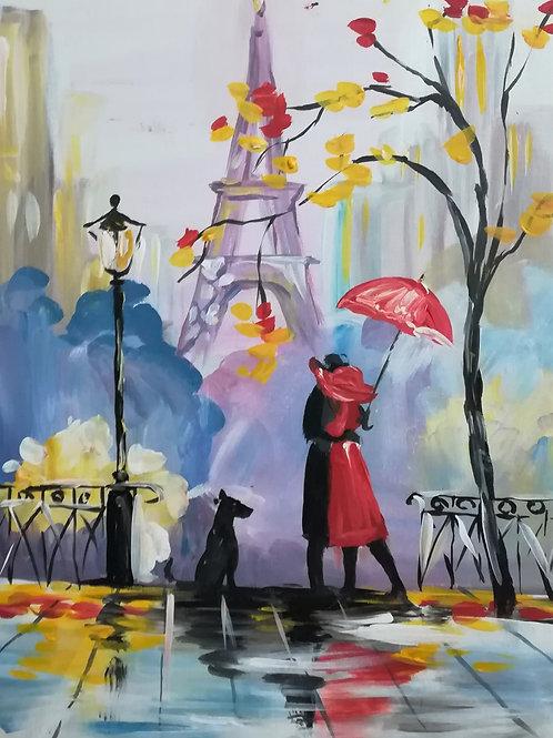 Осенний поцелуй