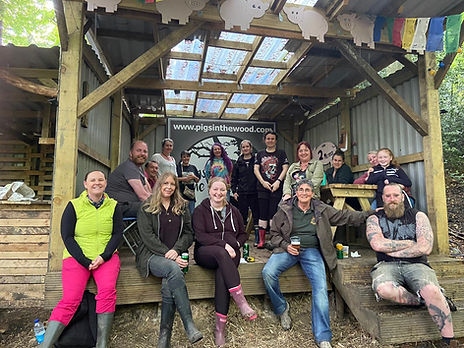 Volunteers 2021 June