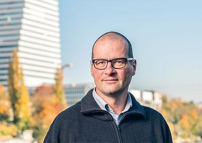 Daniel Fluri, Leiter Finazen und Personal