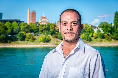 Daniel Martinez, Leiter Unterhaltsreinigung