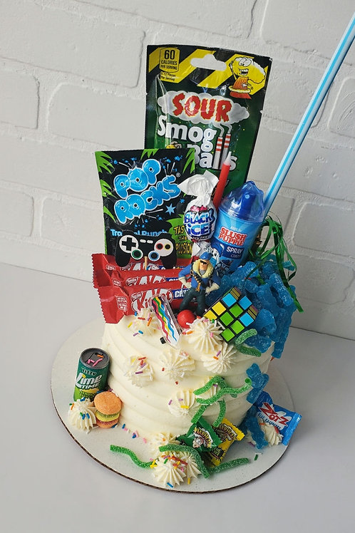 ADD on PERFECT CAKE +CANDY+