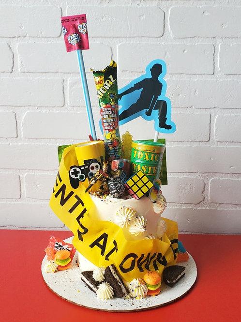 ADD on CAKE +CANDYLAND+