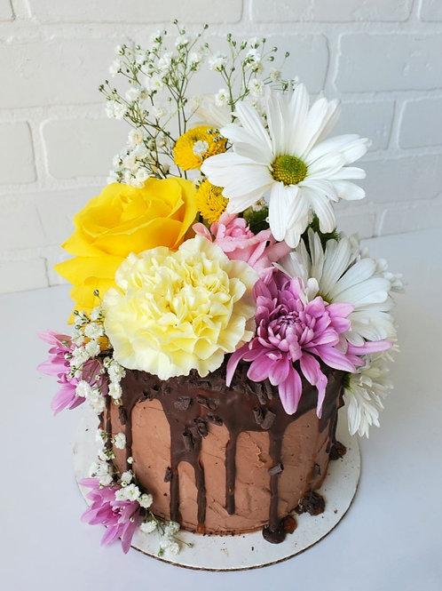 ADD on CAKE +BOUQUET+