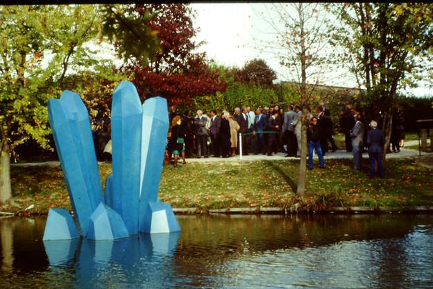 1990 Les Cristaux Géants
