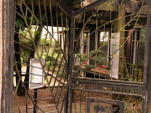 Le jardin Intérieur - 1985