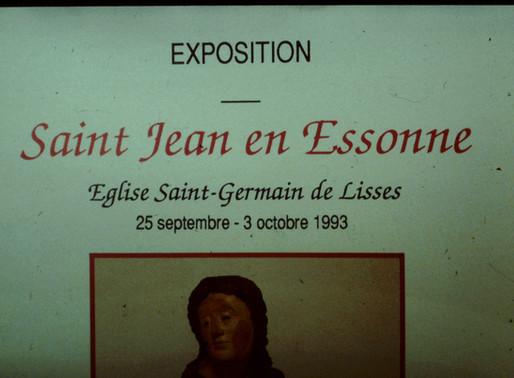 Statue St. Jean - 1993