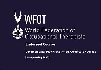 WFOT Endorsed Course Logo Developmental