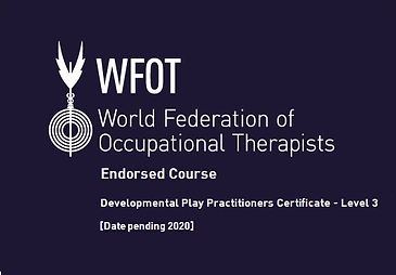 WFOT Endorsed Course Logo Developmental