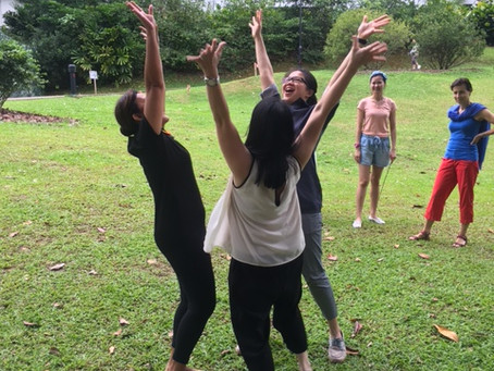 Singapore Developmental Play course launches November 2016