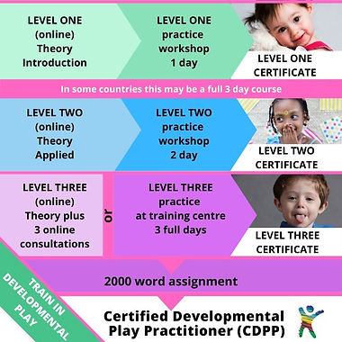 Certified Developmental Play Practitione