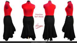 Practice Body & skirt 2016