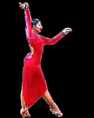 Latin Dress KATERINA