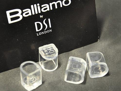 Накаблучники для латины DSI London (1уп. = 5 пар)