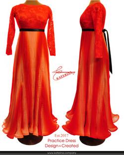 Practice Dress KATERINA