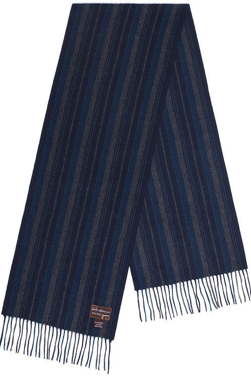 Style #09 Cashmere Blue Striped