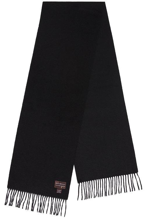 Cashmere #9 Black Solid