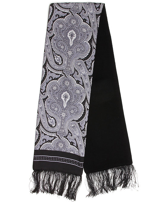Paisley Silk & Cashmere