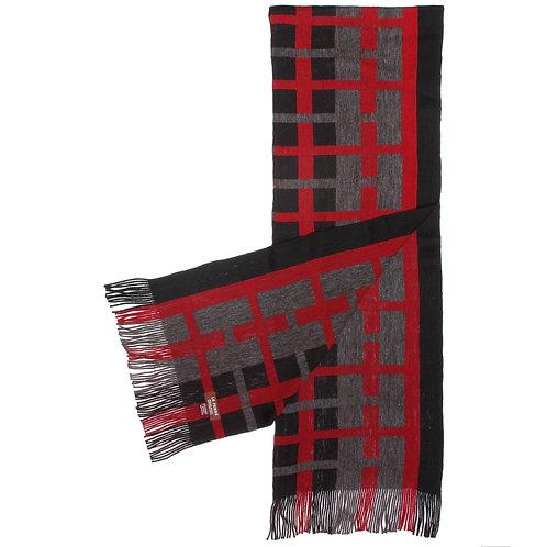Wool Red Plaid