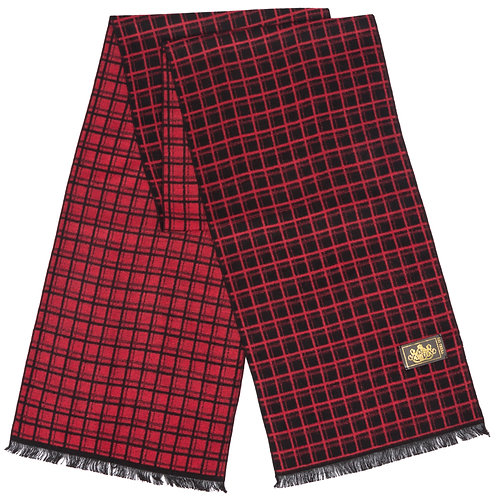 Style# 229 Modal Mod Red mini Check