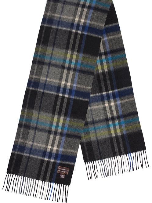 Style #06 Cashmere Blue & Grey Plaid
