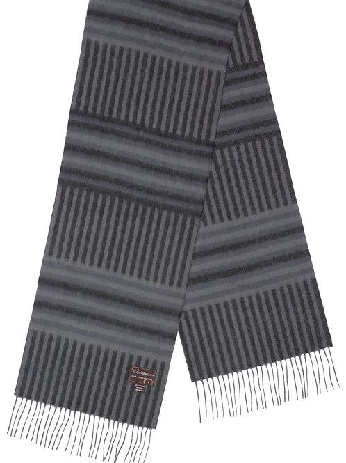 Style #04-B Cashmere Grey Multi Striped